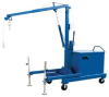 Portable Cantilever Hoists -- P-JIB-BALL-4