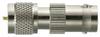 Mini UHF Plug to BNC Jack -- 280-350-TP