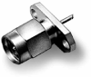 RF Coaxial Panel Mount Connector -- 5211CCSF -Image