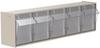 Cabinet, TiltView Cabinet 5 Bins -- 06705