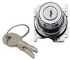 Non Illuminated Selector Switch Operator -- 10250T15434 - Image