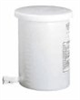 Cylindrical Tank with Cover, HDPE, 200 Gal. -- GO-06317-31