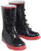 West Chester 8250 Black 14 Chemical-Resistant Boots - PVC Upper - 662909-820242 -- 662909-820242