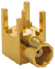 MCX Female Right Angle PCB Mount -- CONMCX002 - Image
