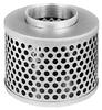 Round Hole Steel Strainer -Image