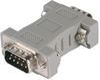 RS-232 Null Modem Adapter - DB9 -- BB-MMNM9