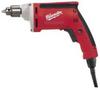 MILWAUKEE 1/4 In. Magnum Drill 4000RPM -- Model# 0101-20