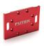 ZAC141 Rectangular Mounting Plate -- FSH02369 - Image