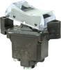 TP Series Rocker Switch, 2 pole, 2 position, Screw terminal, Flush Panel Mounting -- 2TP12-2 - Image