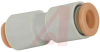 Connector, Pneumatics; 1/8 in.; NPT; 22.23 mm (Hex.); 31.5 mm; 2.5 mm (Min.) -- 70070406 - Image