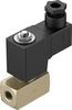 VZWD-L-M22C-M-N14-20-V-1P4-15 Solenoid valve -- 1491869 -Image