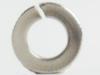 Split Lock Washer With Flat Ends Steel Zinc DIN127B, M2.3 -- M60102
