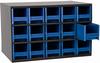 Cabinet, 19-Series Steel Cabinet w/ 15 Drawers -- 19715BLU - Image