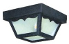 POLY SQUARE CEILING FIXTURE 10-1/4 IN. -- 671212