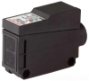 Block/Rectangular Reflex/Reflective Photoelectric Sensor -- E64CAT2T - Image