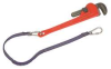 Tool Lanyard,1 Leg,34 to 50 In,Blue -- 26X348