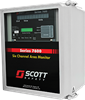 Gas and Flame Detection Controller -- 7600 Series
