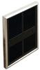 Wall Mount Fan Driven Heater -- E3055T2DWB - Image