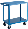 All-Welded Shelf Carts -- A4287