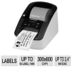 Brother QL700 High-Speed Professional Label Printer - Up to -- QL700 - Image