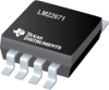 LM22671 500mA SIMPLE SWITCHER?, Step-Down Voltage Regulator with Adjustable Frequency -- LM22671MR-ADJ/NOPB -Image