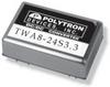 DC-DC Converter, 8 Watt Single and Dual Output -- TWA8 -Image