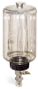 "(Formerly B1682-8X00), Single Feed Manual Lubricator, 1/2 gal Polycarbonate Reservoir, 5/8""-18 Thread for Remote Mounting, 1/8"" Female NPT -- B1681-0645B11W -- View Larger Image"