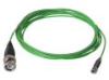 Coax Low Noise TFE Cable for Halt & Hass testing, 10 ft 10-32 plug with SS Hex to BNC plug -- 098Q10 - Image