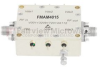 High Power GaAs Amplifier at 4 Watt Psat Operating from 8 GHz to 11 GHz with SMA -- FMAM4015 -Image