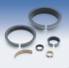 Maintenance Free Bearing with Steel Backing -- NORGLIDE® SM