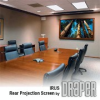 Rear Projection Screen -- IRUS