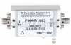 0.9 dB NF Low Noise Amplifier, Operating from 10 MHz to 600 MHz with 40.5 dB Gain, 20 dBm Psat and SMA -- FMAM1063 - Image