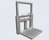 USDA Inspection Stand/Chair -- F-53-USDA-IS