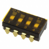 DIP Switches -- 563-CFS-0400TADKR-ND -Image