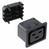 Power Entry Connectors - Inlets, Outlets, Modules -- 486-3270-ND