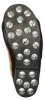 Chain Saw Boot,Men,5,Stl Toe,Or/Blk,1PR -- 9JDT0 - Image