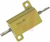 Resistor;Wirewound;Res 25 Ohms;Pwr-Rtg 10 W;Tol 1%;Lug;Alum Housed;Military -- 70201448