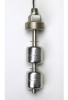 Stainless Steel Multi-Point Liquid Level Float Switch -- M5602 - Image