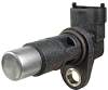 SNDH-H Series, Hall-effect speed sensor, omnidirectional, plastic housing, 46 mm [1.81 in] barrel length, Bosch 928000453 connector -- SNDH-H3C-G05