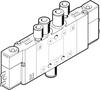 Air solenoid valve -- CPE10-M1BH-5JS-QS-4 - Image