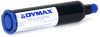 Dymax E-MAX 303 UV Curing Adhesive Clear 160 mL Cartridge -- E-MAX 303 160ML CARTRIDGE