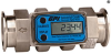 """Flowmeter Stainless Steel 3/4"""" -- G2S07T09LMA -- View Larger Image"""