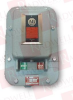 ALLEN BRADLEY 609-BHW ( ALLEN BRADLEY, 609-BHW, 609BHW, MANUAL STARTING SWITCH, PUSH BUTTON, 3PH, NEMA 1, 9BOLT ) -Image