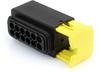 TE Connectivity 1-1670901-1 HDSCS Series, 12 Position Sealed Receptacle Housing -- 30160 -Image