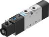 Air solenoid valve -- VUVS-L20-M52-AD-G18-F7-1C1 -Image
