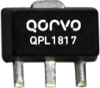 50 - 1800 MHz 15 dB CATV Amplifier -- QPL1817 -- View Larger Image