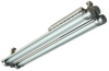 Surface Mount Explosion Proof, Waterproof Fluorescent Lights -Paint Booth, Rigs - 2 Lamp - 4 foot -- EPL-48-2L