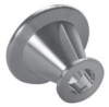 NW Conical Reducer Nipple 316L -- View Larger Image