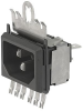 IEC Appliance Inlet C14 with Shielding,