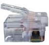 EZ-RJ12/11 CONNECTOR. 100 PC. BOX -- 70069446